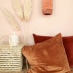 decoration idees tendance terracotta